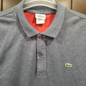 Lacoste Regular Fit Long Sleeve Golf Polo Shirt 8